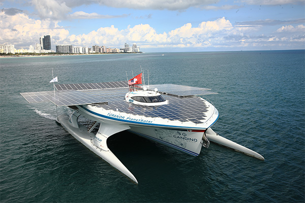 bateau hydrogene